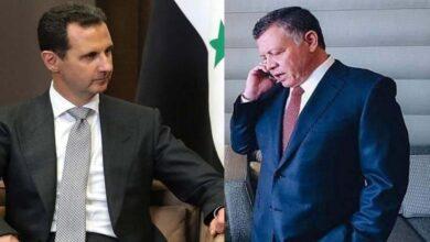 صورة بشكل مفـ.ـاجئ.. بشار الأسد يتصل بملك الأردن لأول مرة منذ 10 سنوات ويجري محادثات هامة.. إليكم تفاصيلها
