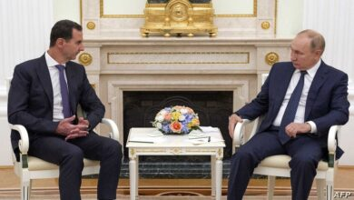 """صورة """"منفصل عن الواقع"""".. مصدر مقرب من """"بوتين"""" يؤكد وجود استياء كبير في موسكو من """"بشار الأسد"""" ونظامه!"""