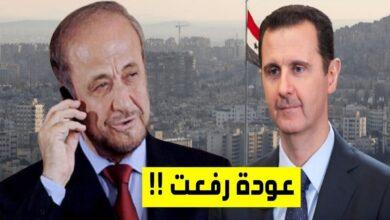 """صورة """"لم ينشر من قبل"""".. تسجيل صوتي مُسرّب يكشـ.ـف أكذوبة روجها النظام لمدة 40 عاماً عن رفعت الأسد (فيديو)"""