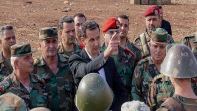 """صورة """"فراس طلاس"""" يكشـ.ـف عن مخطط خطـ.ـير يعده بشار الأسد بموافقة روسية في سوريا.. إليكم تفاصيله!"""