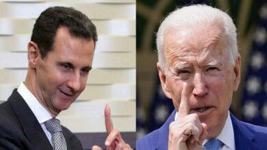 """صورة """"مفـ.ـاجأة من العيار الثقيل"""".. مصدر غربي يتحدث عن قرار اتخذته إدارة بايدن سراً بشأن بشار الأسد!"""