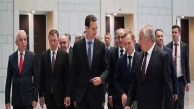 صورة بشكل مفـ.ـاجئ ولإجراء مباحثات هامة.. مسؤول روسي رفيع المستوى يهرول مسرعاً إلى دمشق.. ماذا في جعبته؟